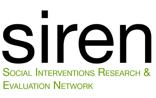 SIREN: Social Interventions Research & Evaluation Network