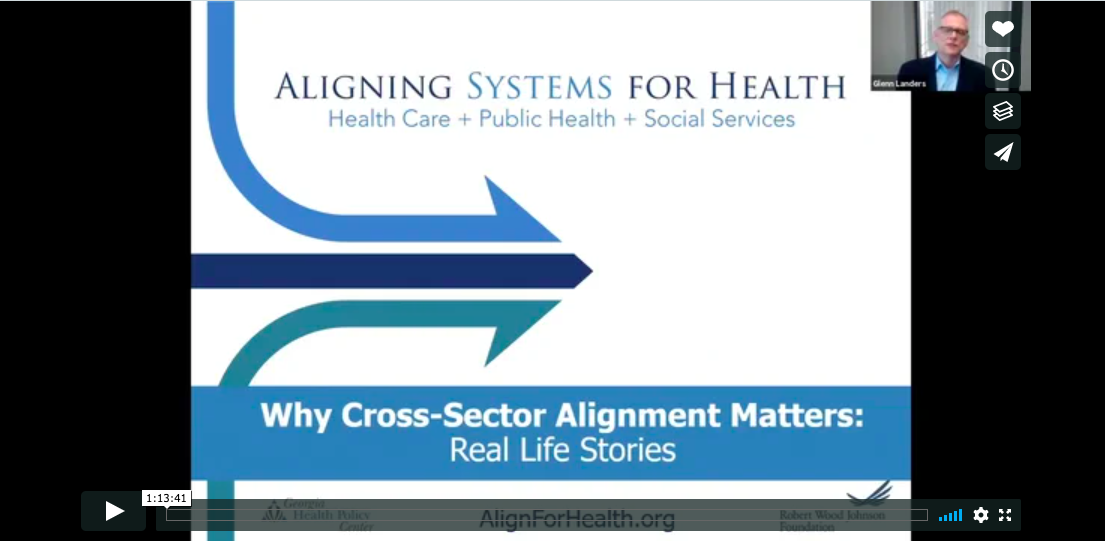 Why Cross-Sector Alignment Matters: Real Life Stories