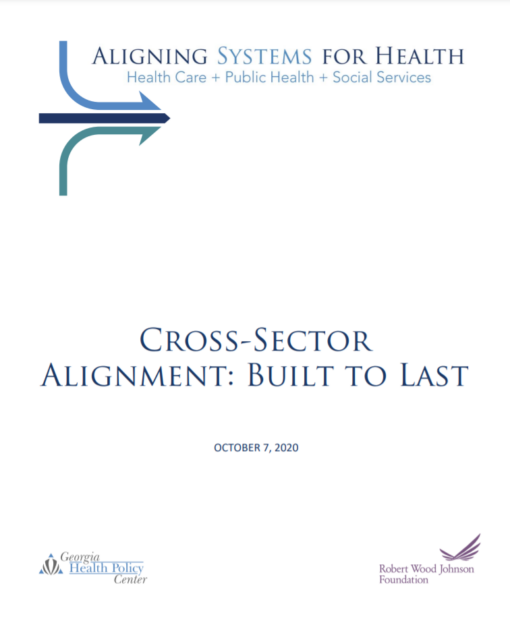 Cross-Sector Alignment: Built to Last Virtual Series Report