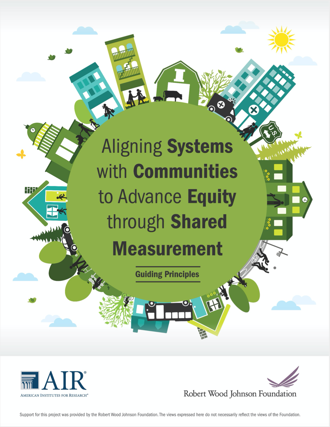 Aligning Systems with Communities to Advance Equity through Shared Measurement