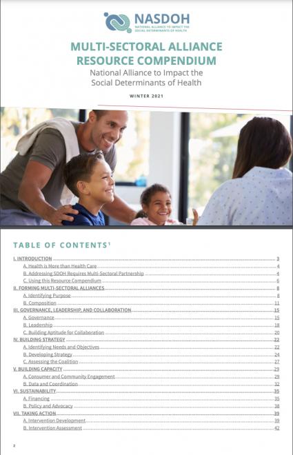 Multi-Sectoral Alliance Resource Compendium