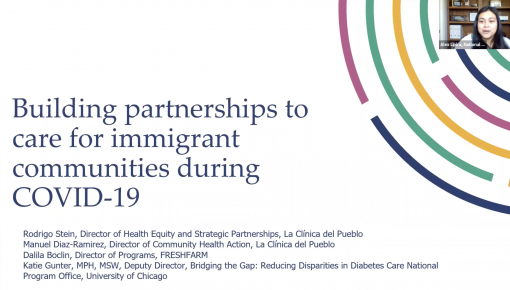 Building Partnerships to Care for Immigrant Communities During COVID-19