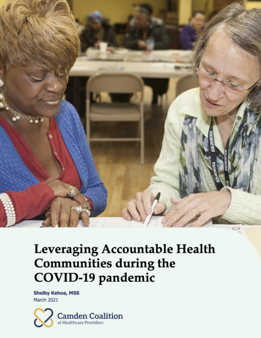 Leveraging Accountable Health Communities during the COVID-19 Pandemic